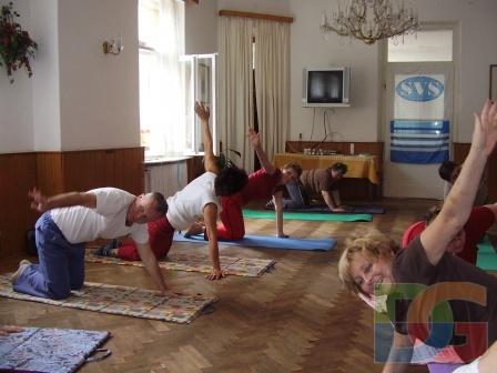Rehabilitační cvičení 2